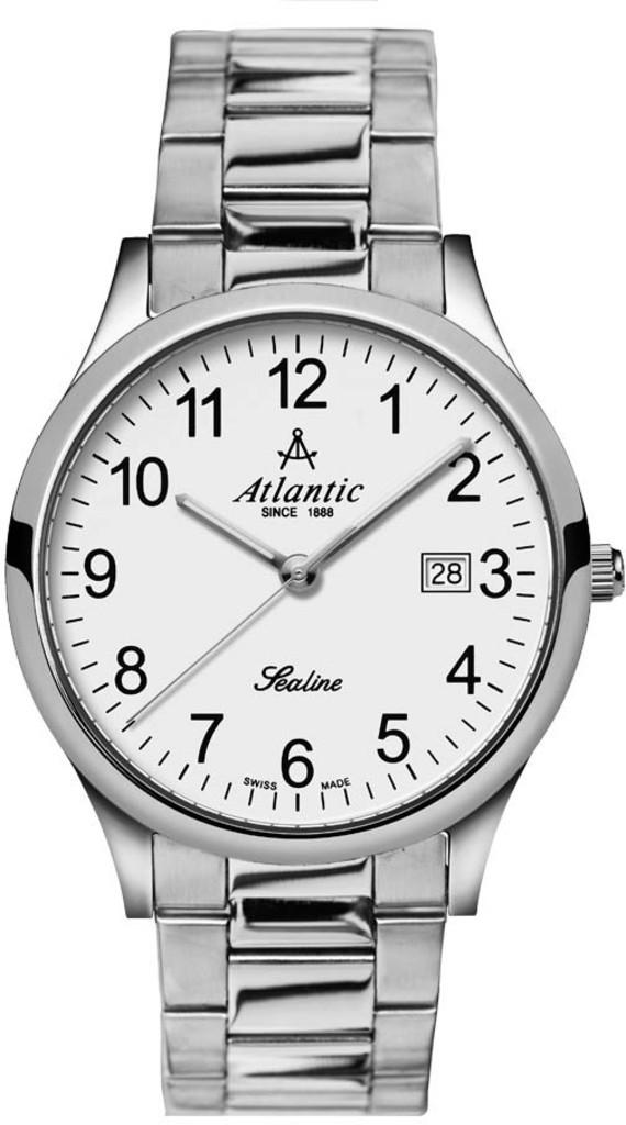 Часы Atlantic 62346.41.13 кварц. браслет