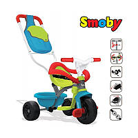 Трехколесный велосипед Smoby Be Move Confort Green/Blue (740402)