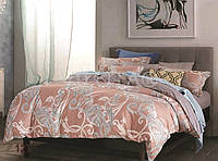 Евро макси набор постельного белья Сатин люкс (Tiare™) №12T