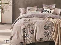 Евро макси набор постельного белья Сатин люкс (Tiare™) №13T