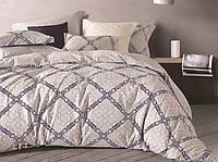 Евро макси набор постельного белья Сатин люкс (Tiare™) №16T