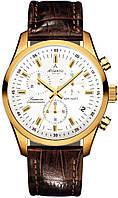 Часы ATLANTIC 65451.45.21 кварц. Chronograph