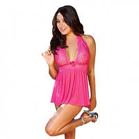 Сексуальное платье пеньюар Baby Doll Rose