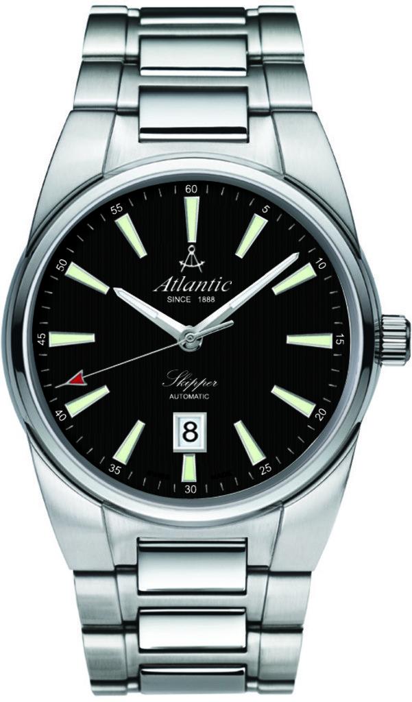 Часы Atlantic 83365.41.61 кварц. браслет