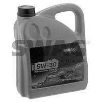 Синтетическое моторное масло SWAG 5W30 4л.Longlife ( MB 229.51 , VW 502 00/505 00 , BMW LL-04 , GM Dexos2 )