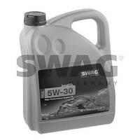 Синтетическое моторное масло SWAG 5W30 5л.Longlife ( MB 229.51 , VW 502 00/505 00 , BMW LL-04 , GM Dexos2 )