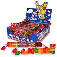 Желейные конфеты Haribo Mega Roulette 45г
