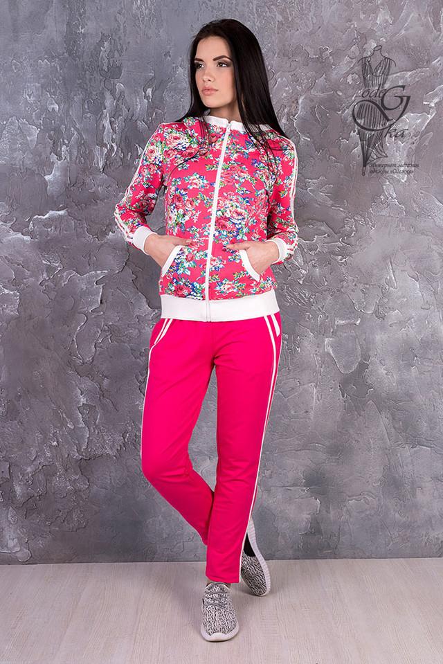 Подобные товары-1 Женского спортивного костюма с цветочным принтом Джессика
