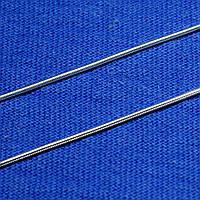 Серебряная цепочка Шнурок 55 см 9013110303, фото 1