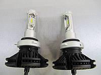 Светодиодные лампы головного света G7S НB4(9006)  ―  Гарантия 1год. Комплект 2шт., фото 1