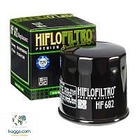 Масляный фильтр Hiflo HF682 для Apache, CF Moto, GOES, Hyosung, Quadzilla.