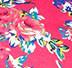 Малиновый цвет Женского спортивногокостюма с цветочным принтом Джессика