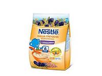 Безмолочная каша Nestle Гречневая с черносливом с бифидобактериями с 6 месяцев 180 г.