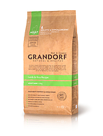 Корм для собак мини пород ягненок с рисом Grandorf (Грандорф) Sensitive Care Holistic Lamb & Rice Mini 1кг.