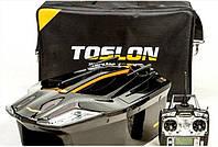 Кораблик для прикормки Carpboat Toslon Xboat 730 c эхолотом TF500