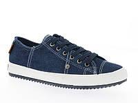 Мужские джинсовые кеды 1539 D.BLUE