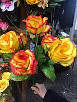 Букет троянд Букет роз Искусственные цветы, разные цвета в упаковке