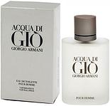 Giorgio Armani Aqua Di Gio Pour Homme EDT 100 ml туалетна вода чоловіча (оригінал оригінал Італія), фото 2