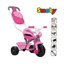 Трехколесный велосипед Smoby Be Move Pop Girls  740403, фото 3