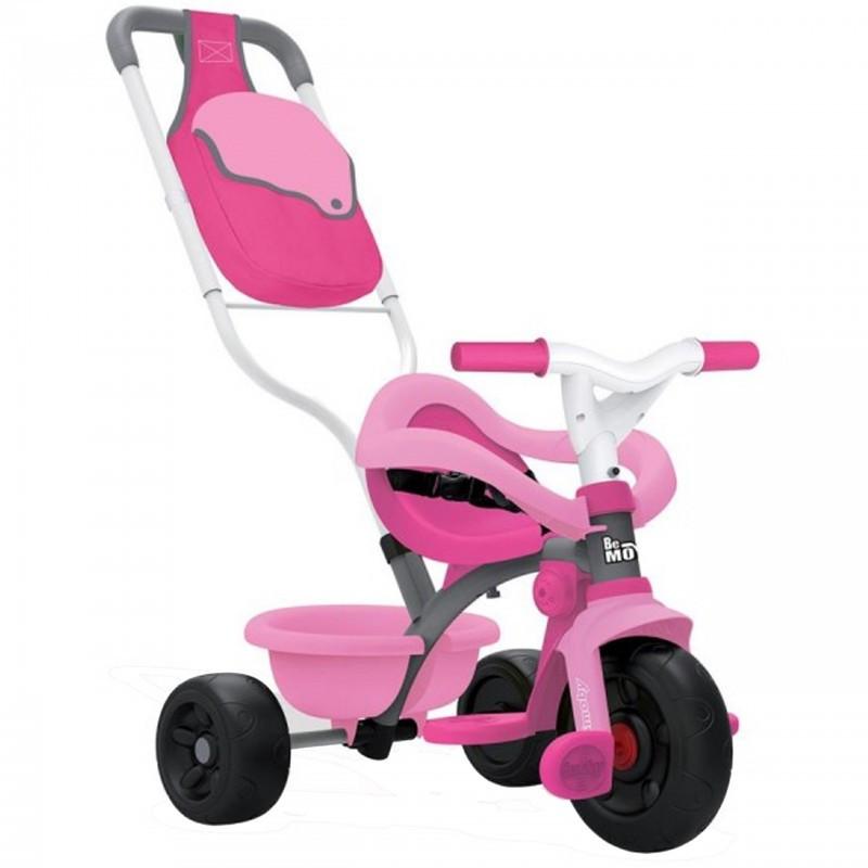 Трехколесный велосипед Smoby Be Move Pop Girls  740403