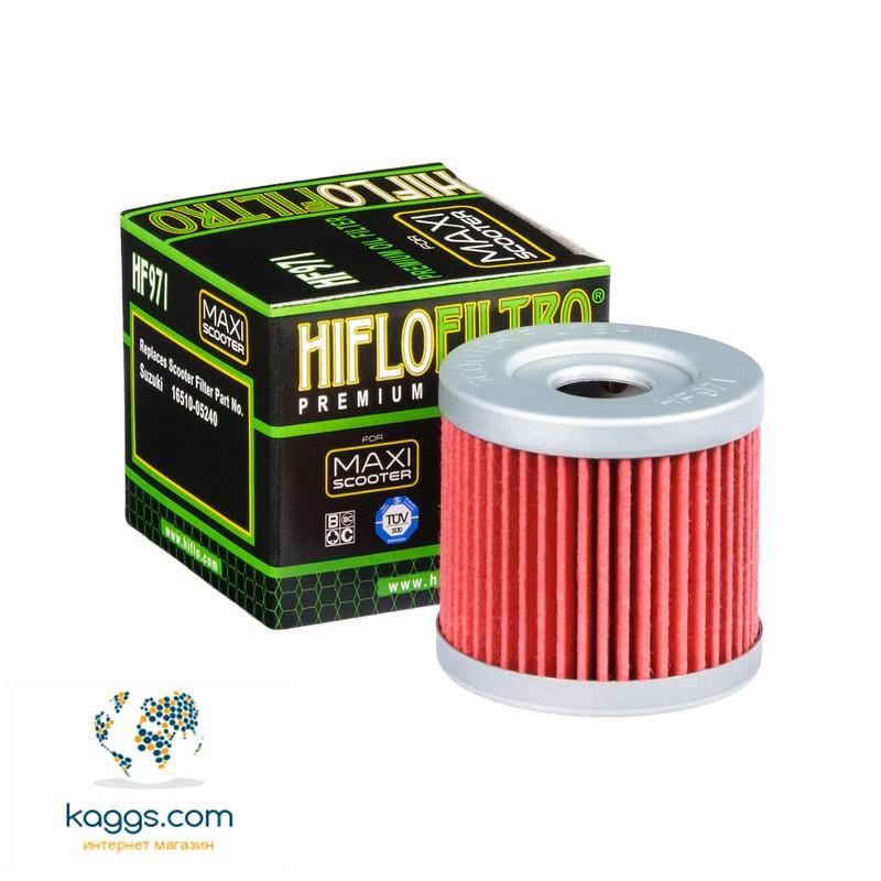 Масляный фильтр Hiflo HF971 для Suzuki