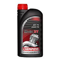 Моторное масло Chempioil  MOTO 2T 1л