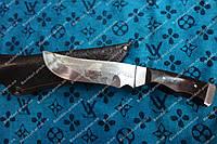 Нож охотничий  ручной работы Золотой Карась,Украина