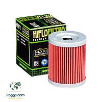 Масляный фильтр Hiflo HF972 для Suzuki, SYM, Yamaha.