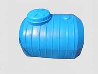 Бак для воды 500 л горизонтальная от производителя