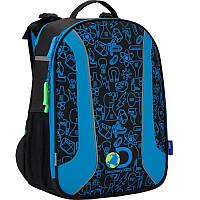 Рюкзак школьный каркасный  703 Disсovery