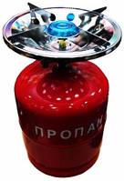 Примус - Газовая печка портативная с баллоном на 8 литров