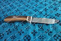 нож  универсальный  с рукоятью из  палисандра