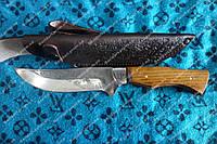 Нож охотничий ручной работы   Олень Б