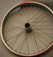 """Велосипедное колесо 16"""" заднее усиленное"""