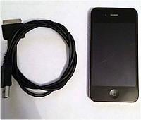 Apple iPhone 4 16Gb Black Neverlock Оригинал! С проблемами на запчасти.