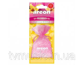 Ароматизатор Areon PEARLS Vanilla Bubble / Ванильная жвачка