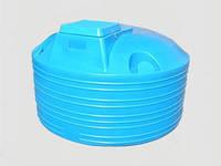 Емкость пластиковая для воды вертикальная 2000 л