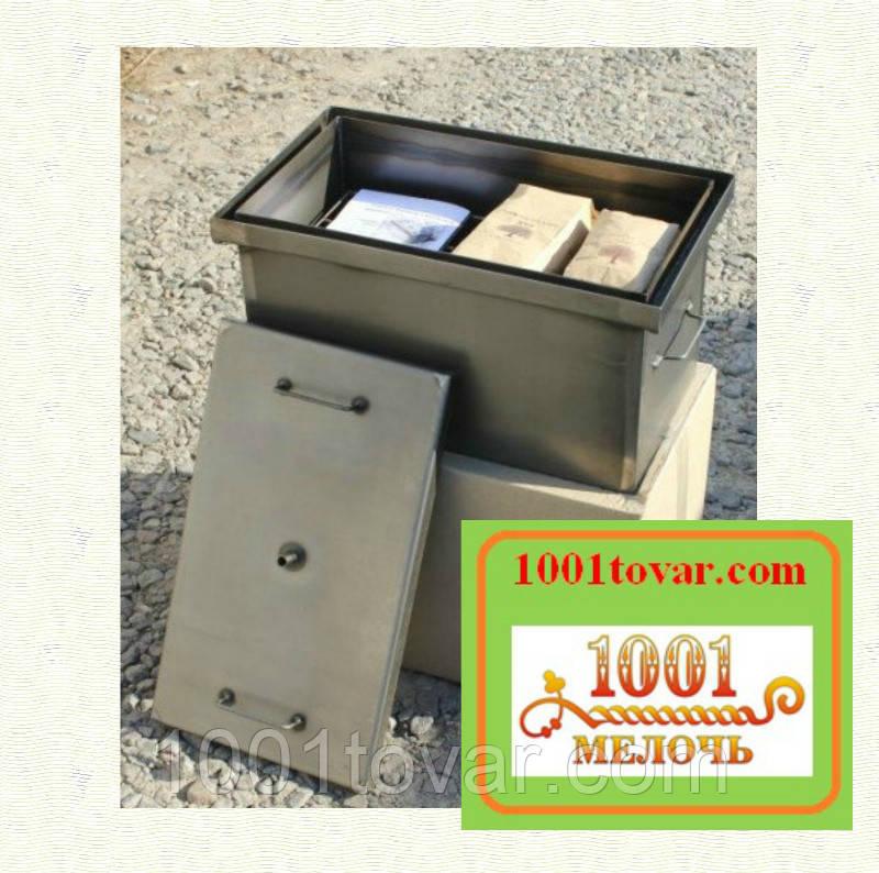 Дачная коптильня горячего копчения купить очистка у самогонного аппарата