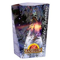 Чай черный Basilur коллекция Зимняя фантазия Зимний рассвет 85г