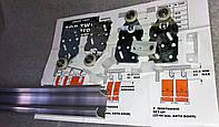 Раздвижная система Новатор 1,8м двойная 2-двери
