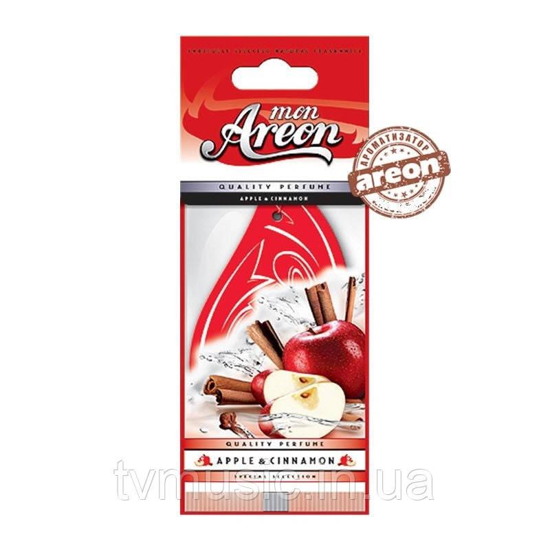 Ароматизатор Areon Mon Apple & Cinnamon / Яблоко и Корица