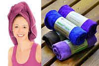 Полотенце для сушки волос из микрофибры 45*95см 300 г/м2 Mindo Tech