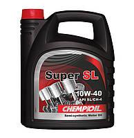 Моторное масло Chempioil Super SL 10W-40 4л