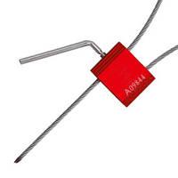 Запорно-пломбировочное устройство (ЗПУ) Трос с закруткой