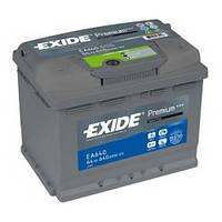 Аккумулятор Exide Premium EA640 64Ah-12v R EN640 (242х175х190)