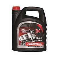 Моторное масло CHEMPIOIL Turbo DI 10W40 5л.