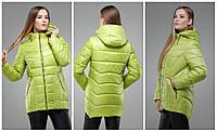 """Куртка женская демисезонная """"Амари"""", р-ры:42-56."""