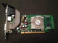 ВИДЕОКАРТА Pci-E GeForce 7300 GS TC на 512 MB с ГАРАНТИЕЙ ( видеоадаптер 7300GS 512mb  )