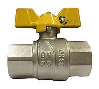 Краны шаровые газовые SUNVAL 1132