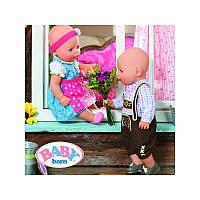Baby Born баварский народный костюм для мальчика Zapf  822869